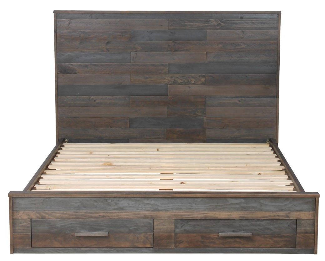 Boardwalk Bed Frame